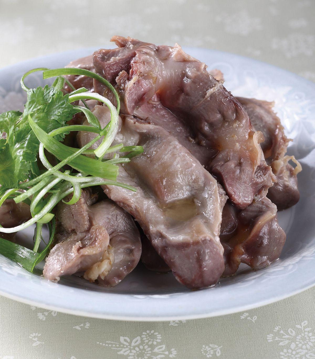 食譜:滷雞胗(1)