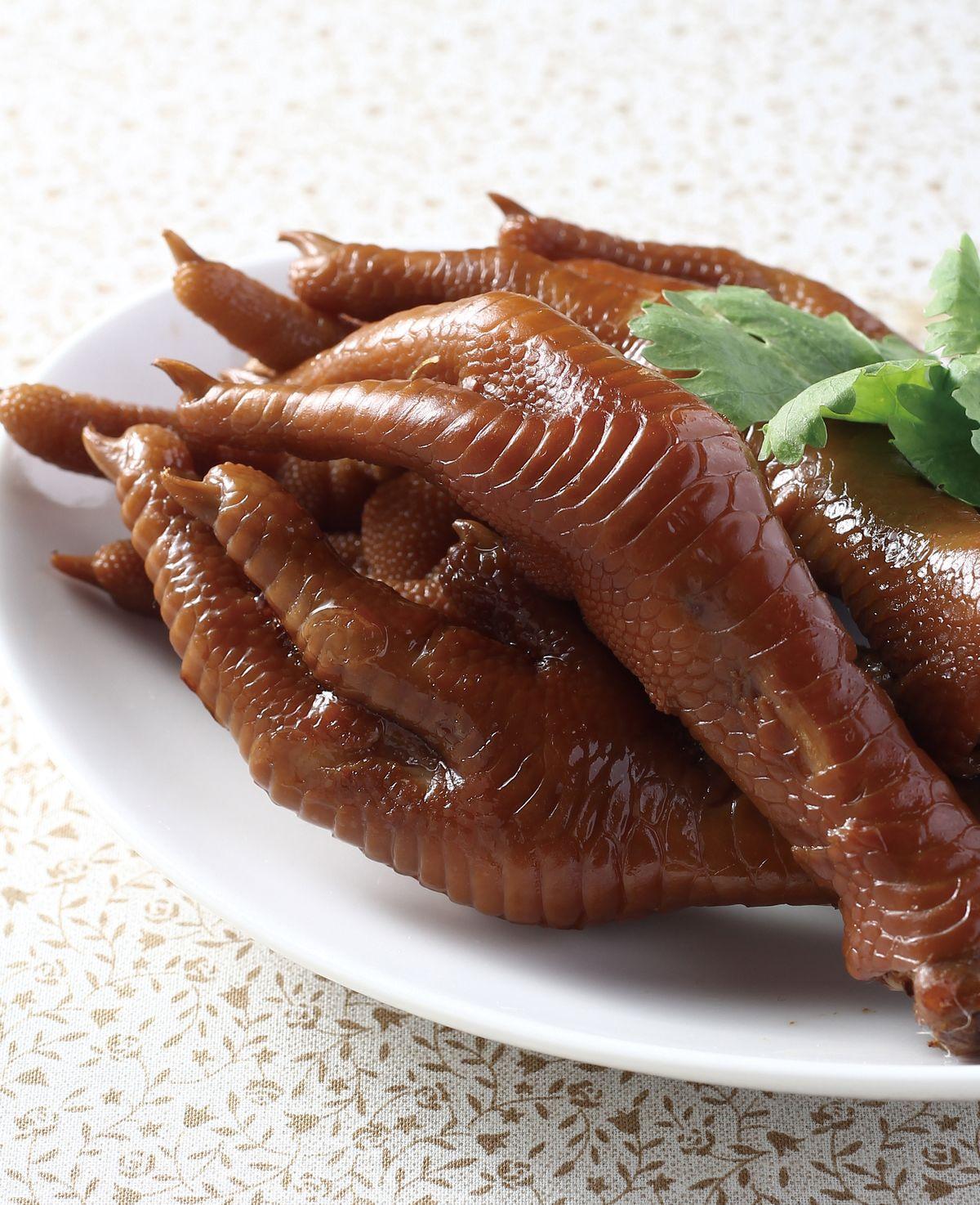 食譜:滷雞腳(2)