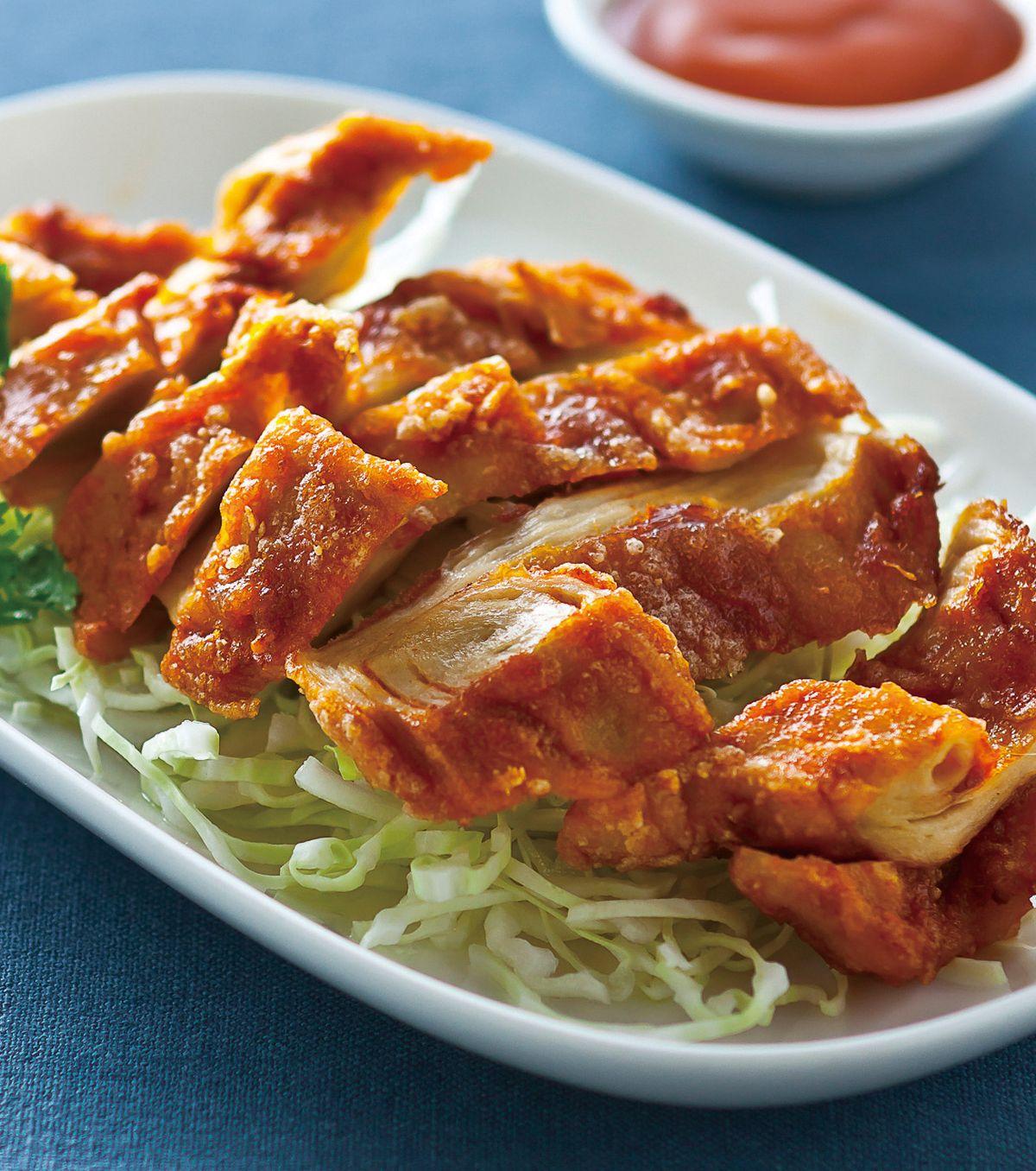 食譜:紅燒咖哩香酥肉