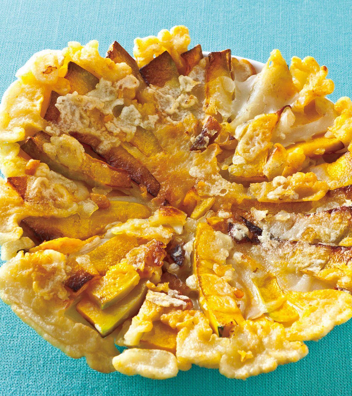 食譜:南瓜煎餅(3)