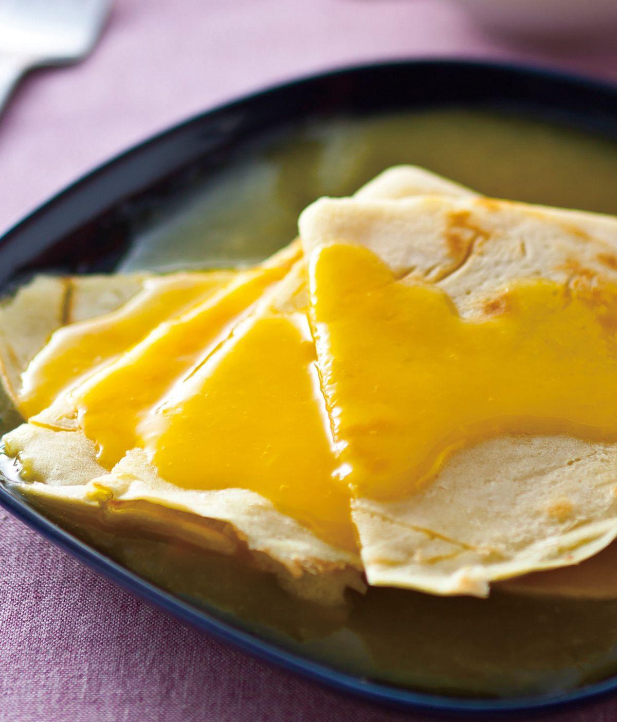 食譜:橙汁法式煎餅