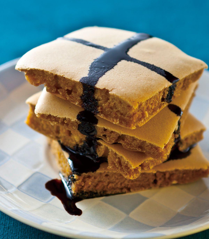 食譜:巧克力煎餅