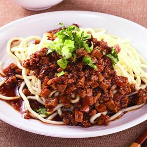 炸醬涼麵(4)