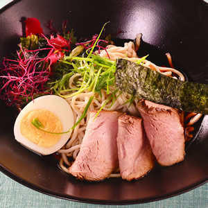 京都叉燒冷麵
