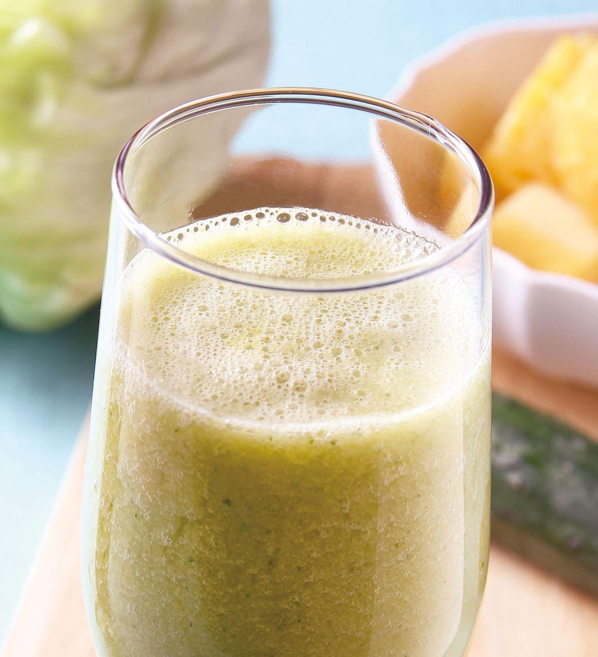 食譜:時蔬鳳梨果汁