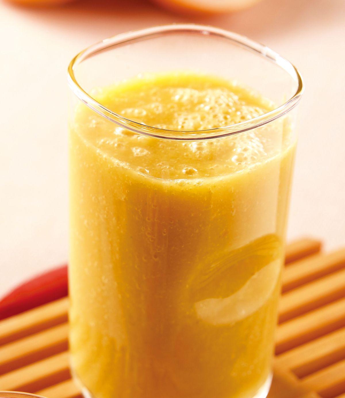 食譜:玉米葡桃柚芒果汁