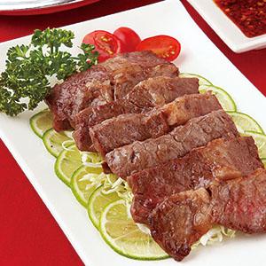 泰式辣烤牛肉