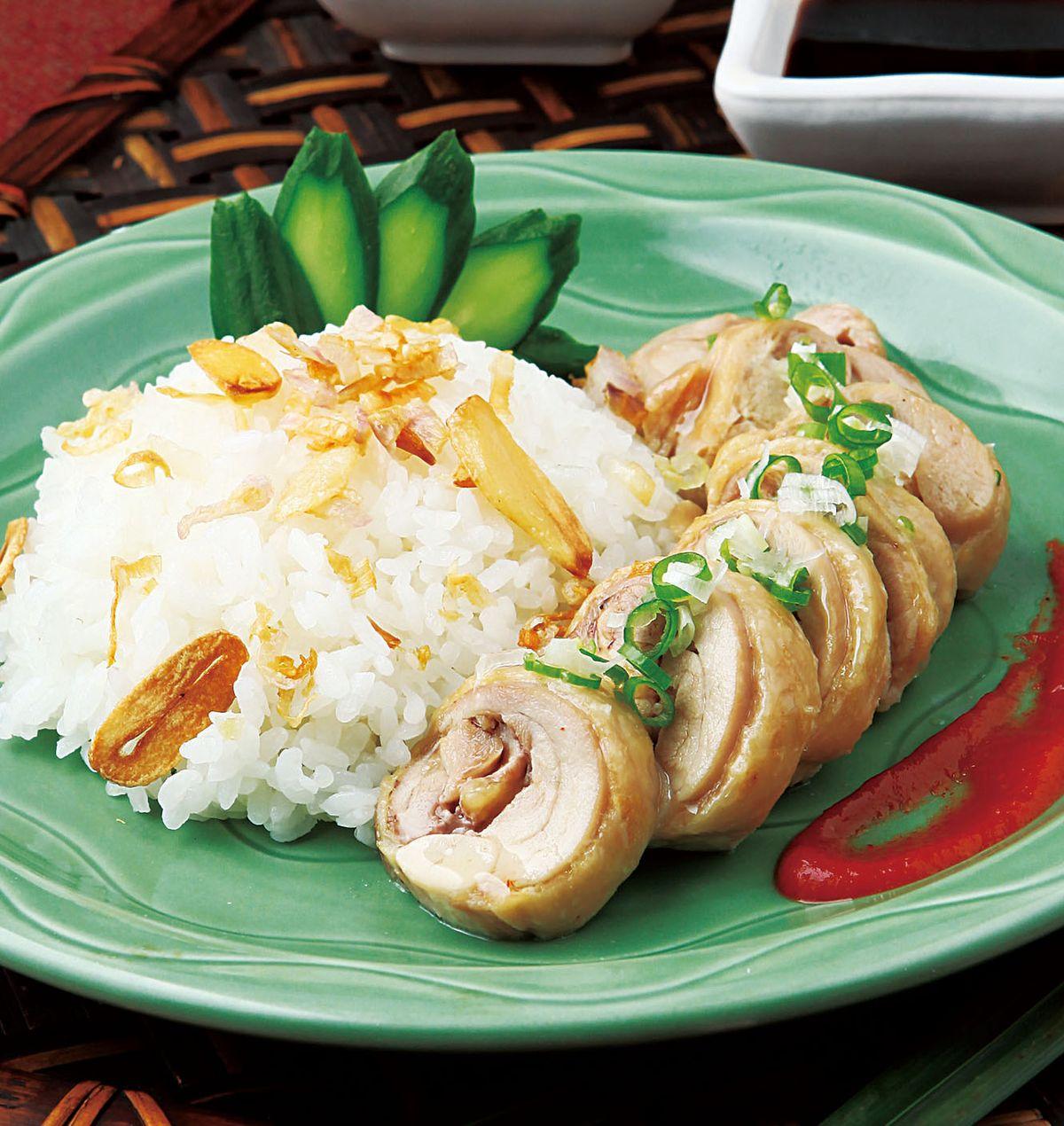食譜:海南雞飯(5)