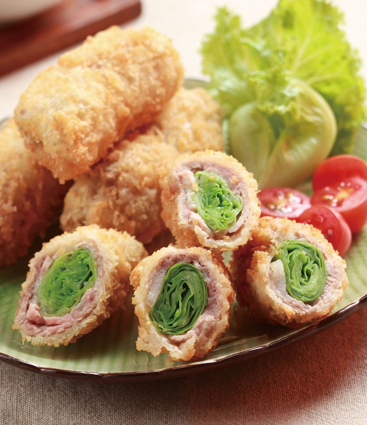食譜:高麗菜肉捲