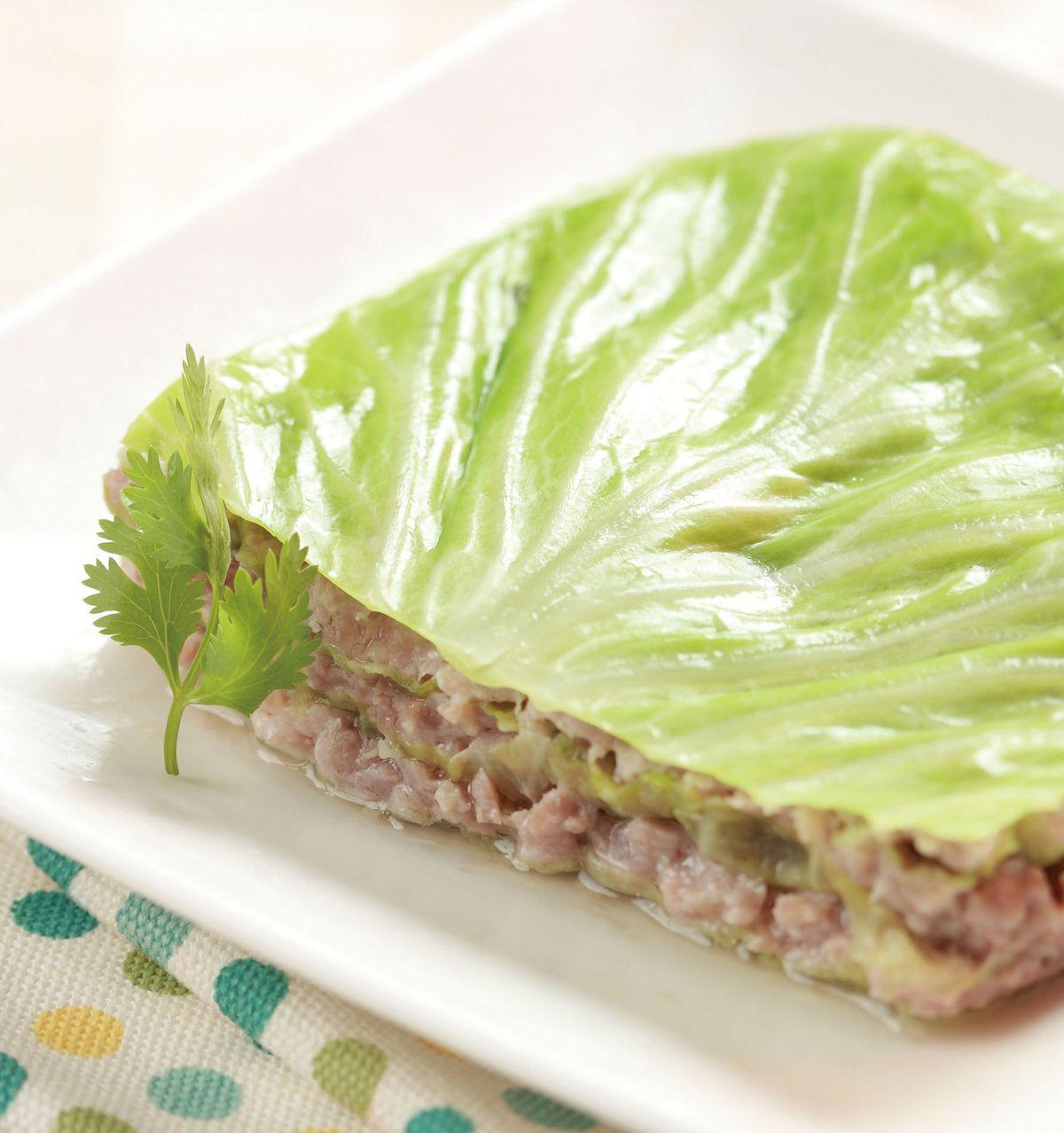 食譜:千層高麗菜