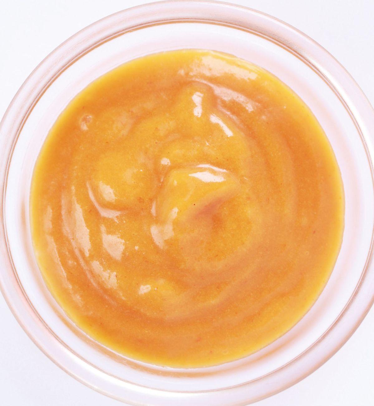 食譜:咖哩芒果醬