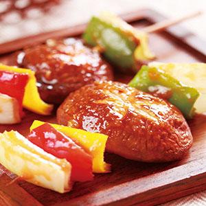香辣蔬菜串