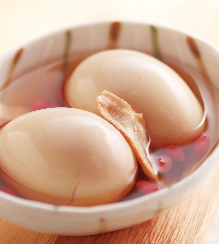 食譜:紹興酒蛋