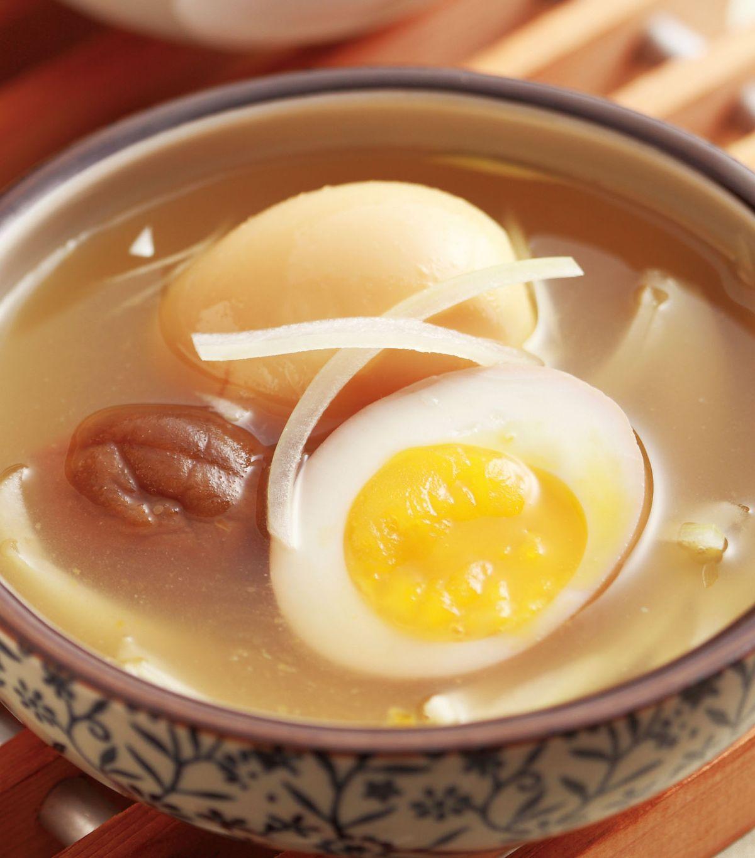 食譜:梅香糖心蛋