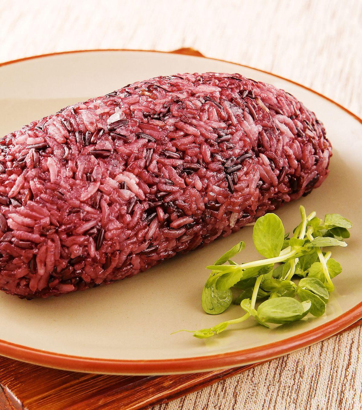 食譜:紫米飯糰(2)