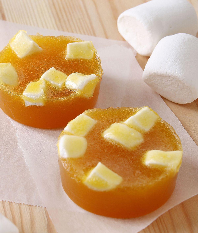 食譜:水蜜桃軟糖