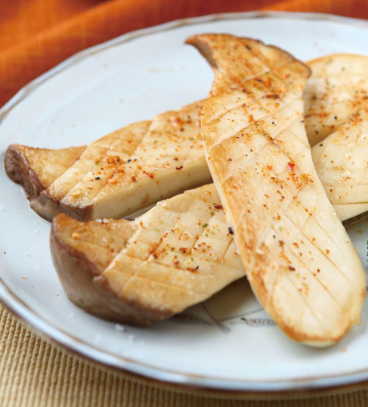 食譜:香煎杏鮑菇