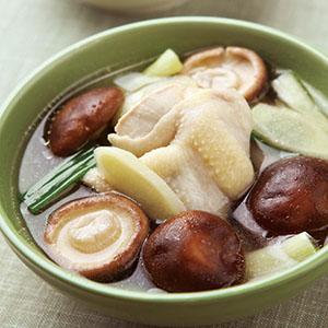 香菇雞湯(6)