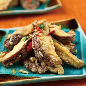 椒鹽鮮香菇(1)