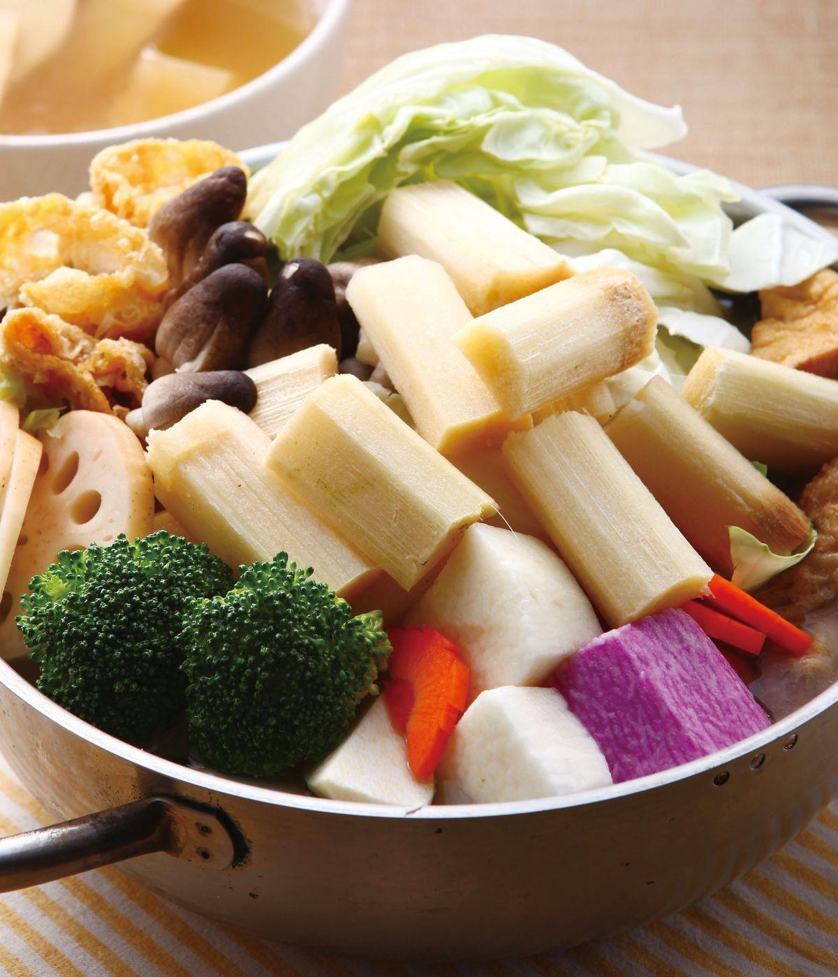 食譜:甘蔗鍋(1)