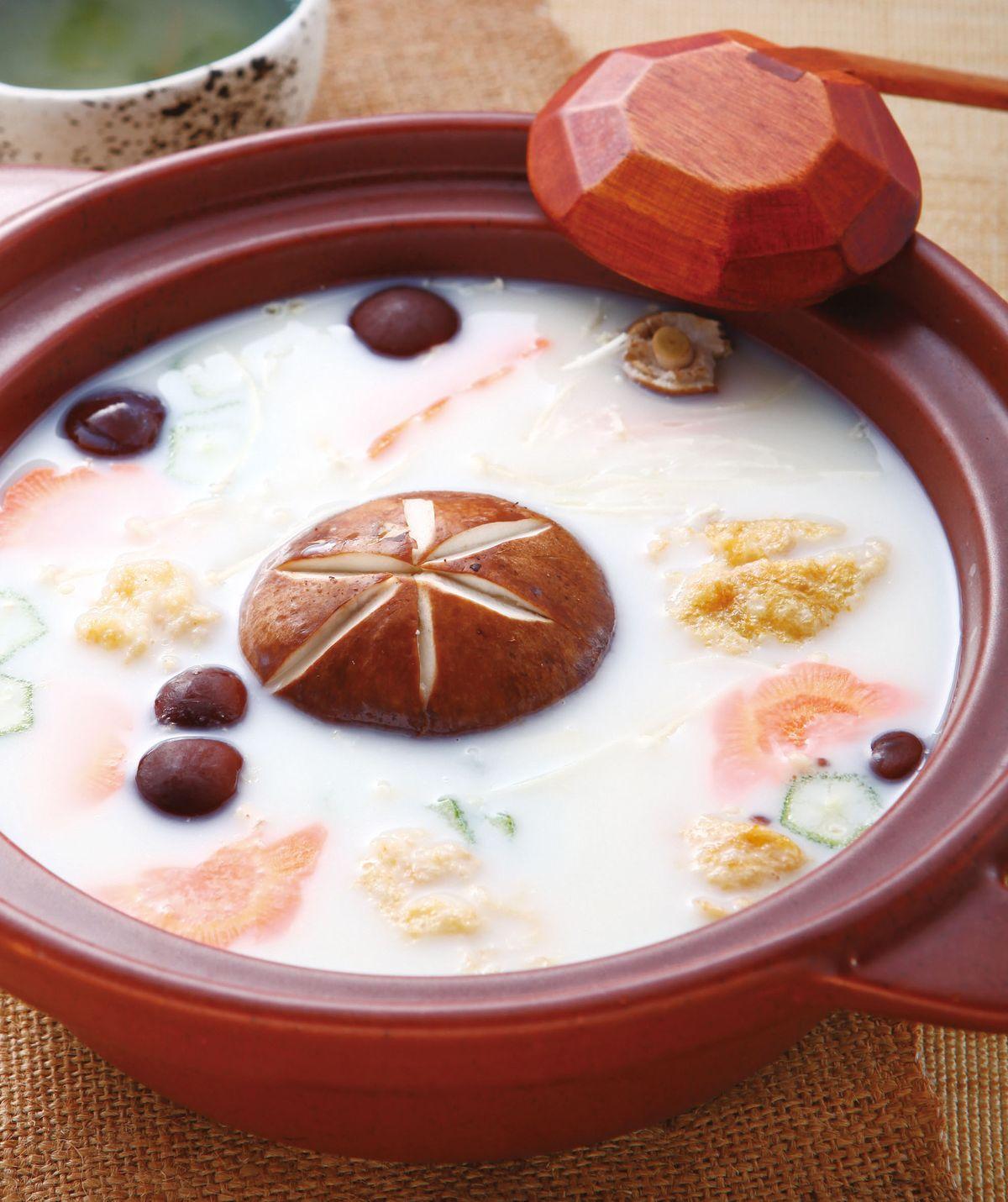 食譜:豆漿鍋(2)