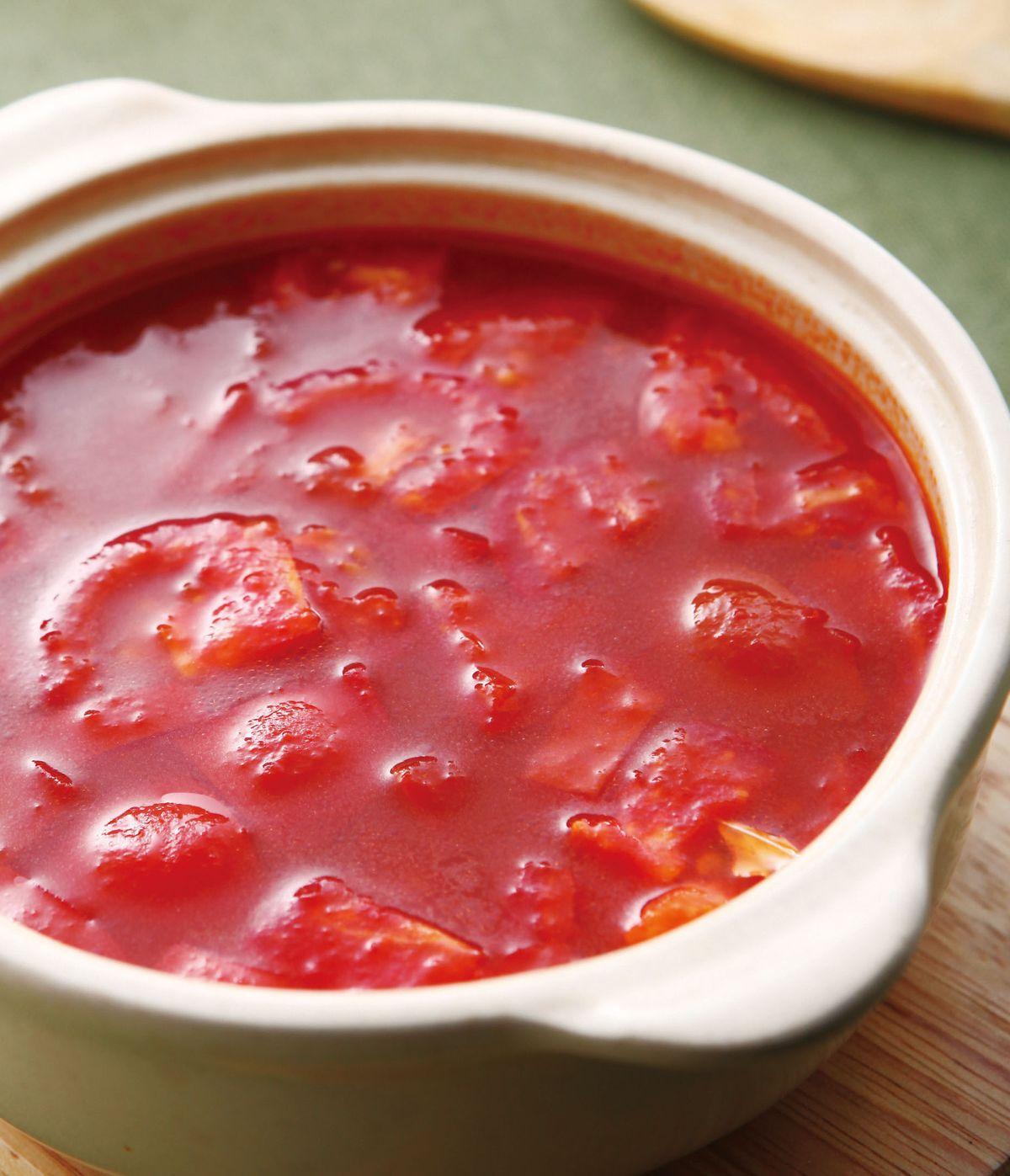 食譜:番茄鍋(1)