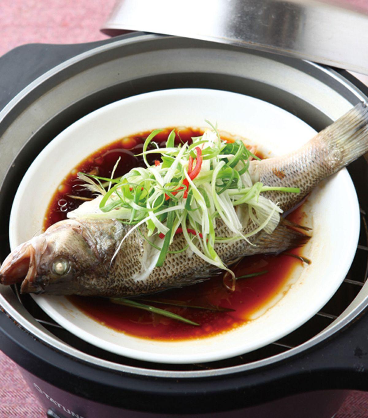食譜:清蒸魚(9)