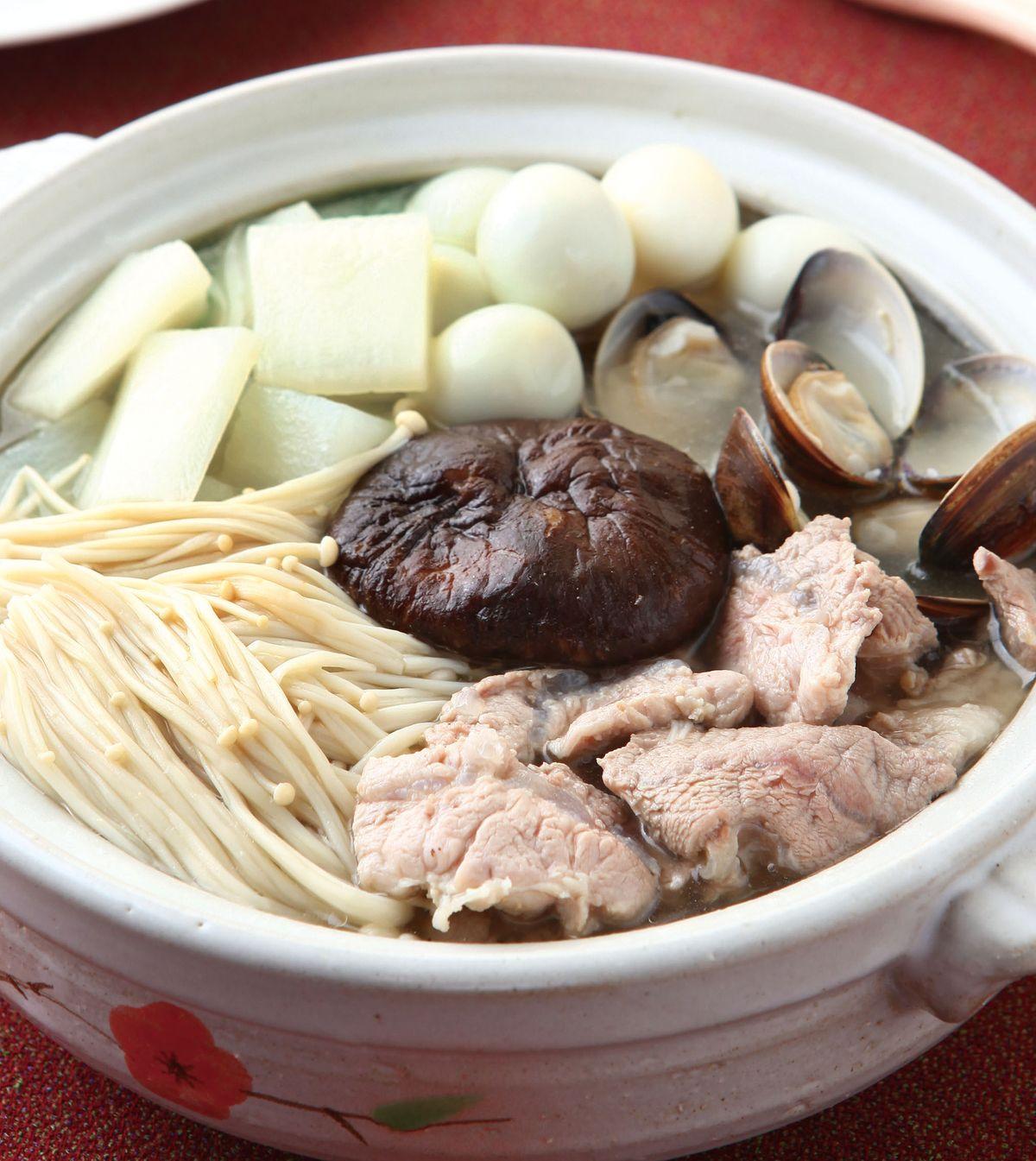 食譜:四寶湯(2)
