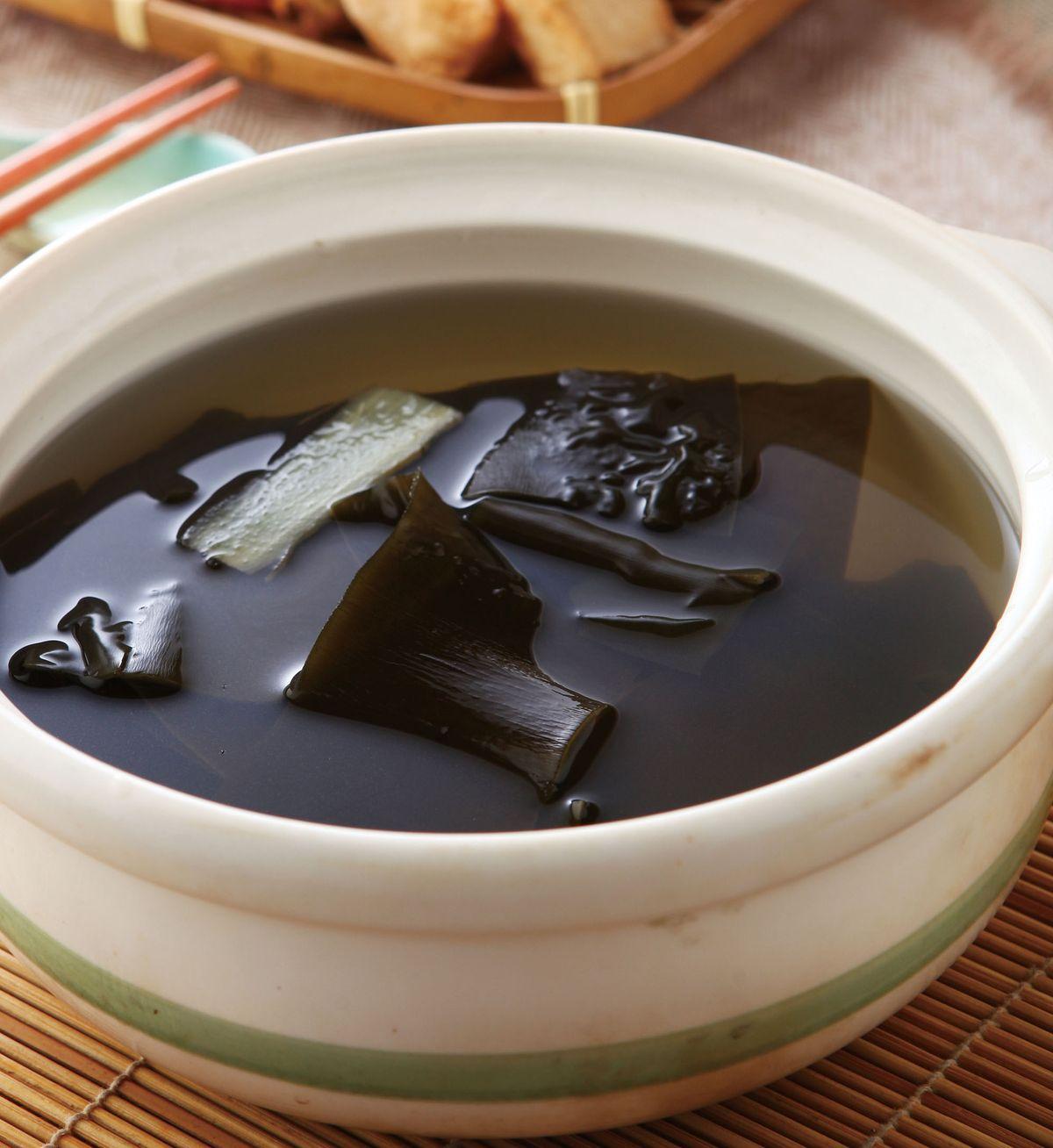 食譜:昆布高湯(2)