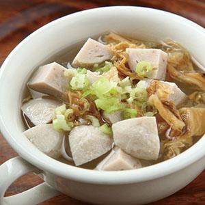 冬菜貢丸湯