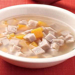 地瓜芋頭甜湯