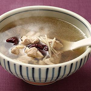 香菇紅棗雞湯