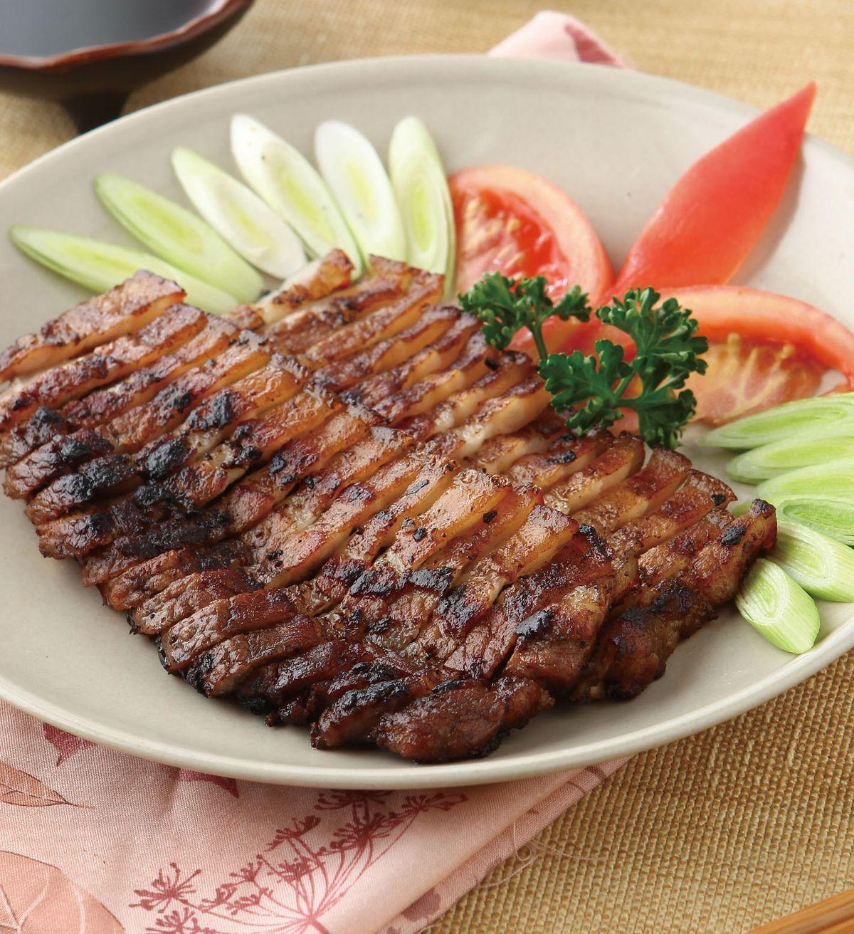 食譜:富貴客家鹹豬肉