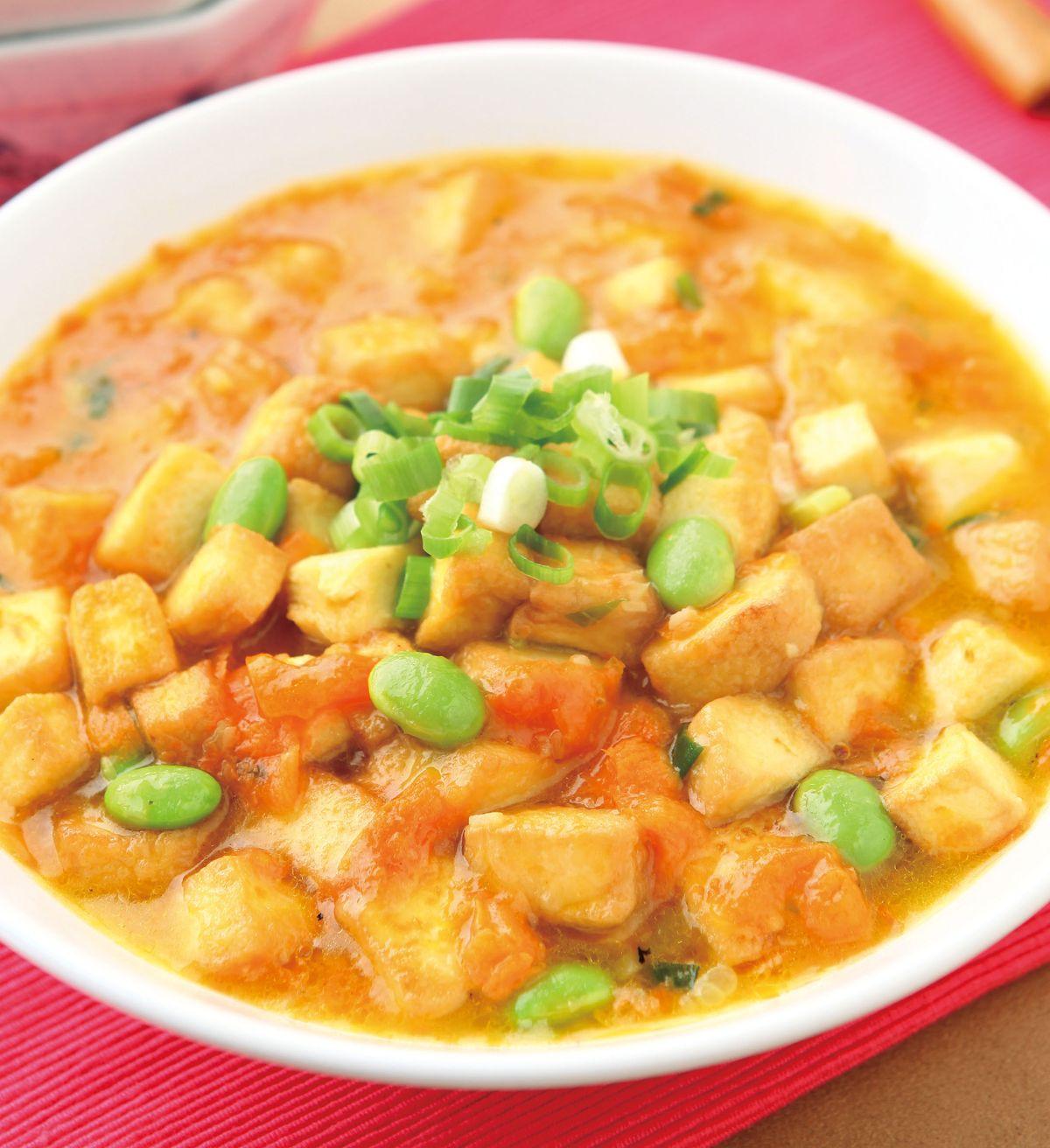 食譜:蟹黃豆腐(5)