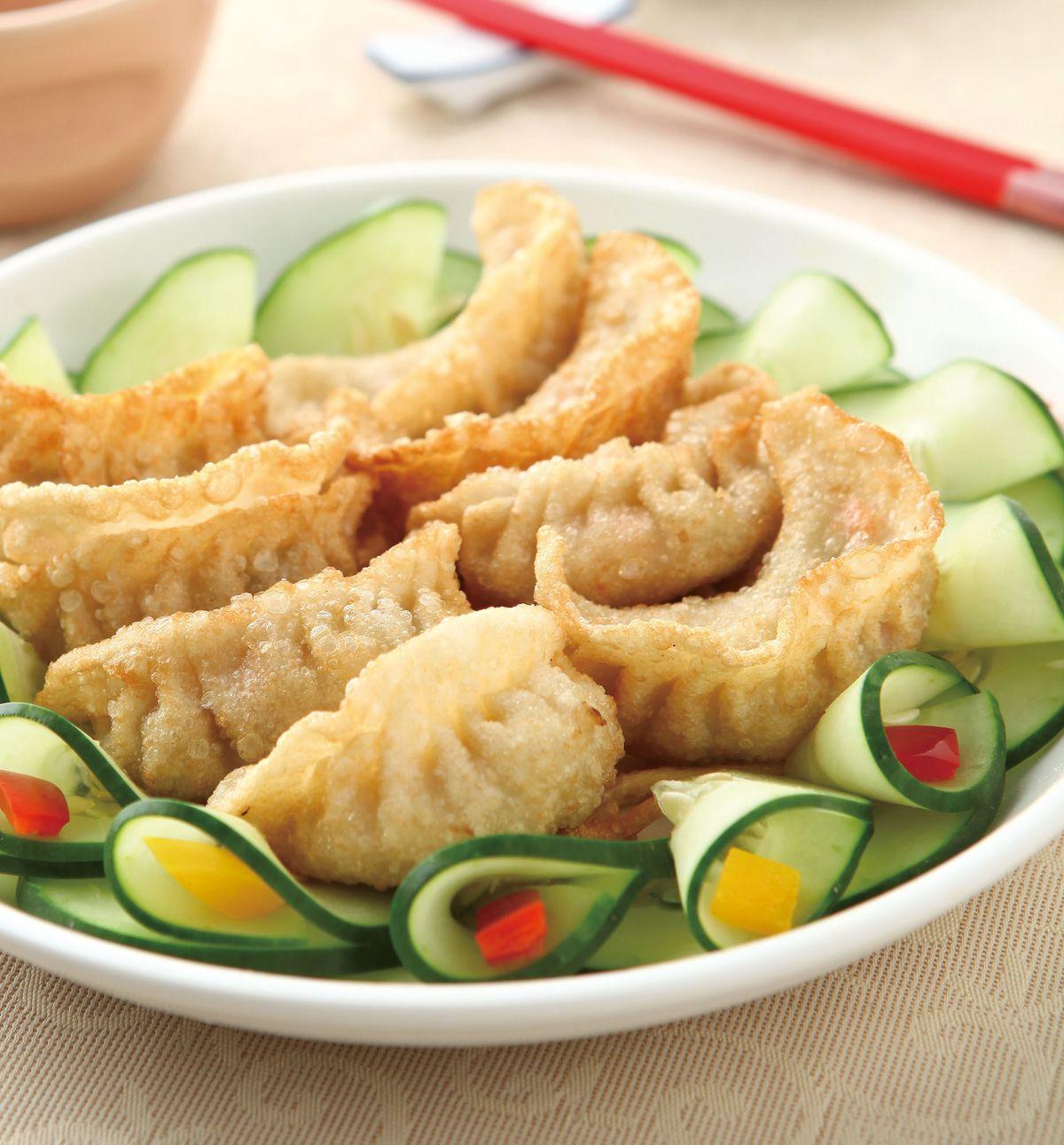 食譜:黃金餃