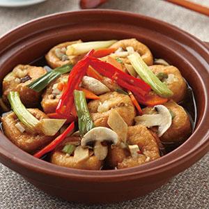 豆腐煲(2)