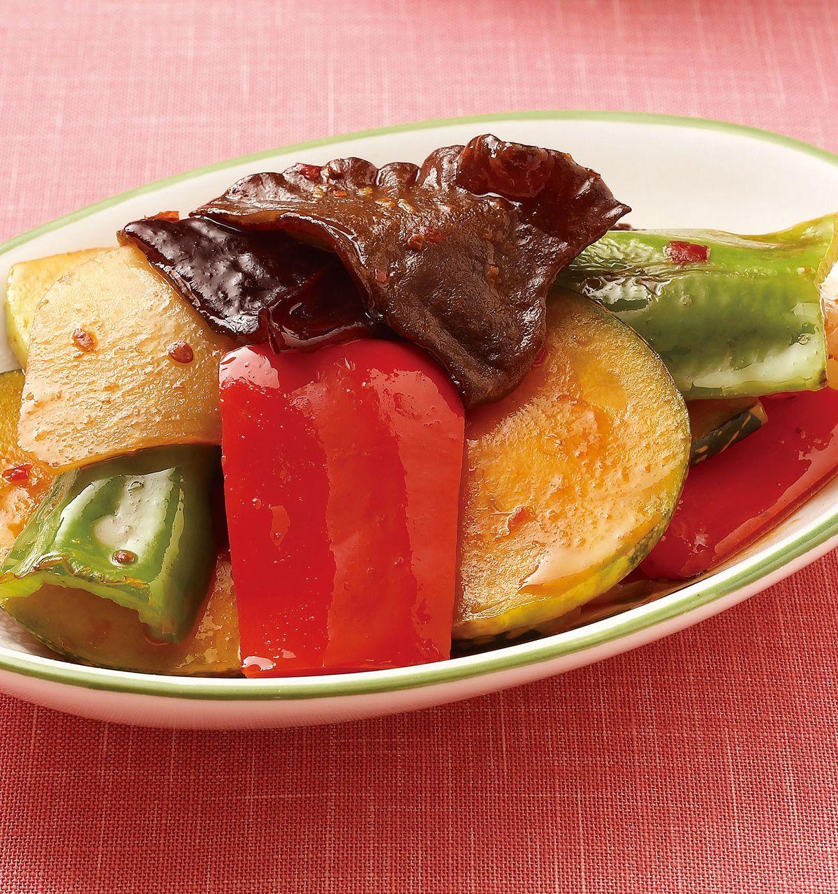 食譜:片炒時蔬