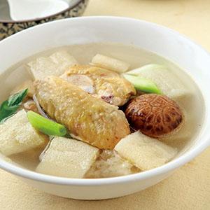 竹笙雞湯(1)