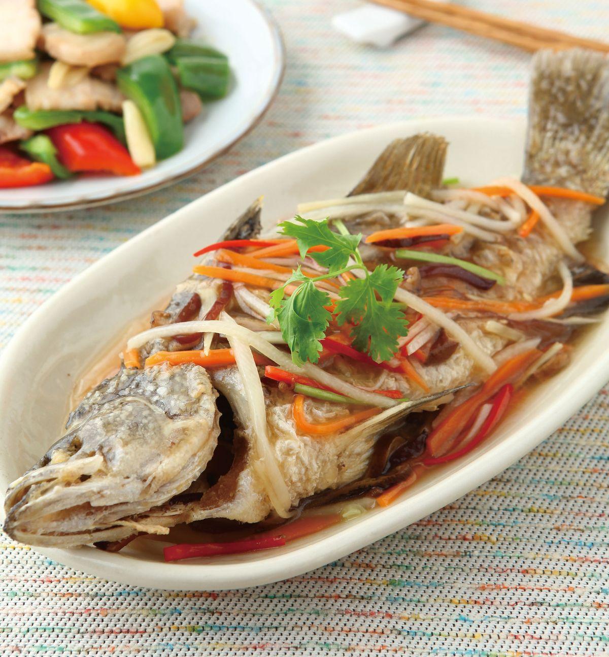 食譜:五柳魚(3)
