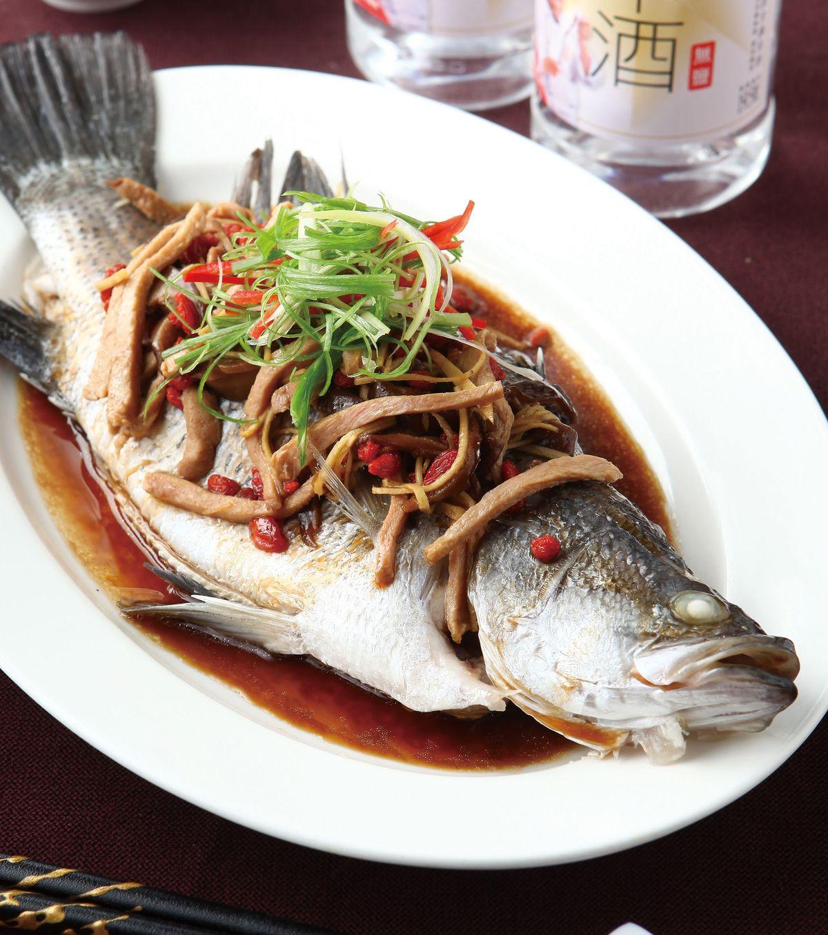 食譜:天味飄香魚