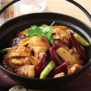 天味香鍋雞