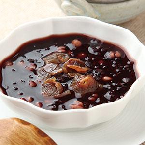 紫米薏仁桂圓湯