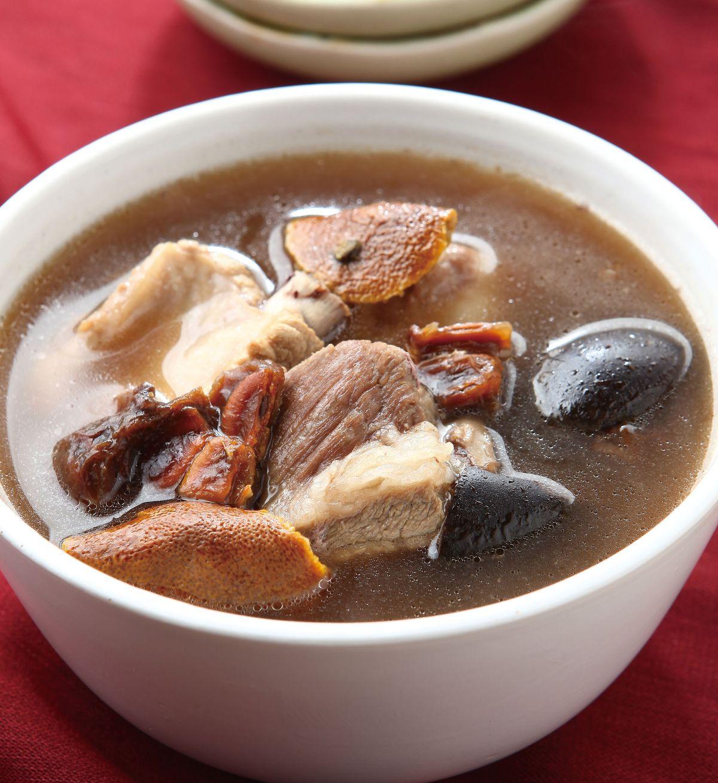 食譜:羅漢果排骨湯