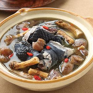 桂圓黨蔘煲烏雞