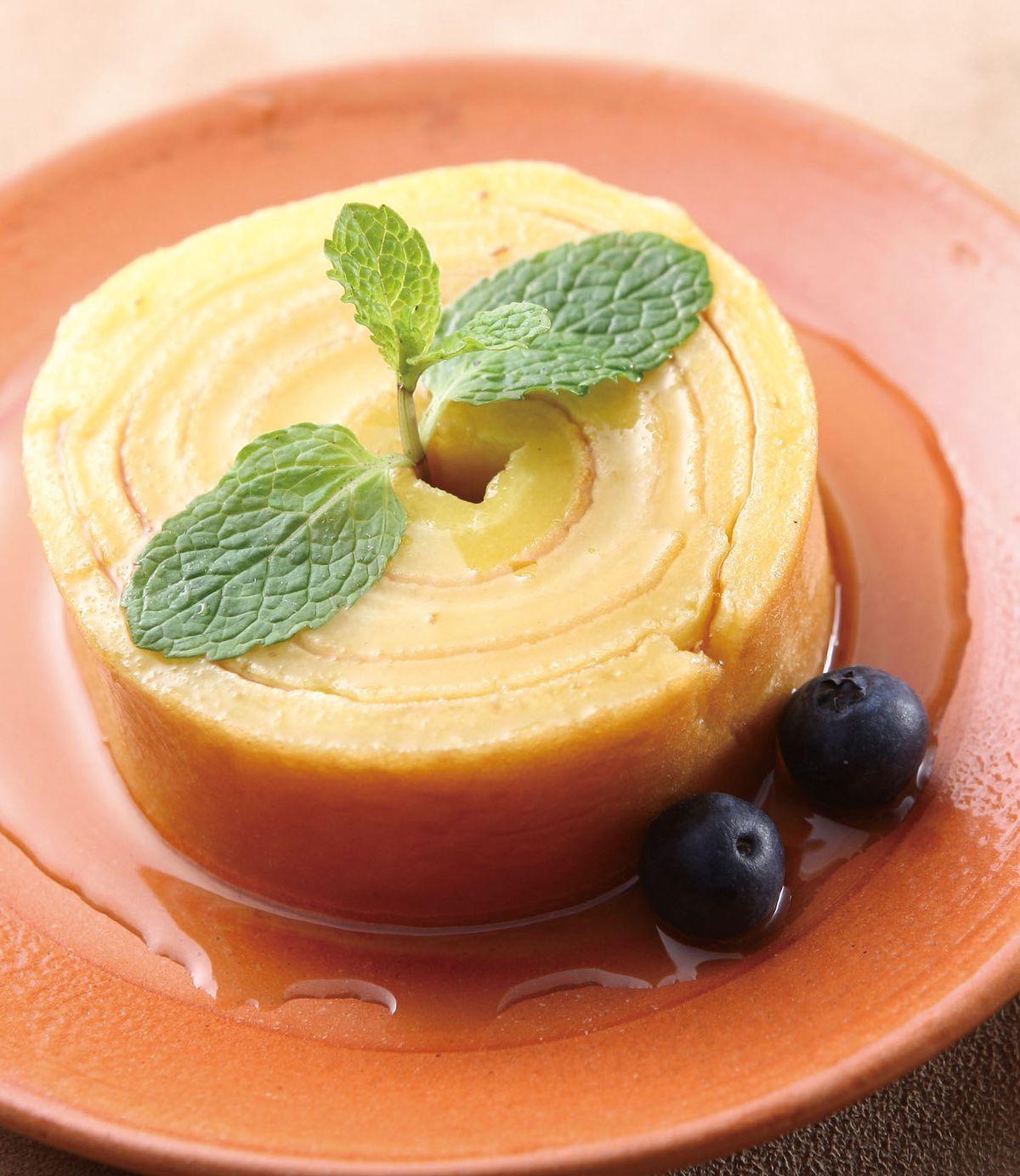 食譜:原味年輪蛋糕