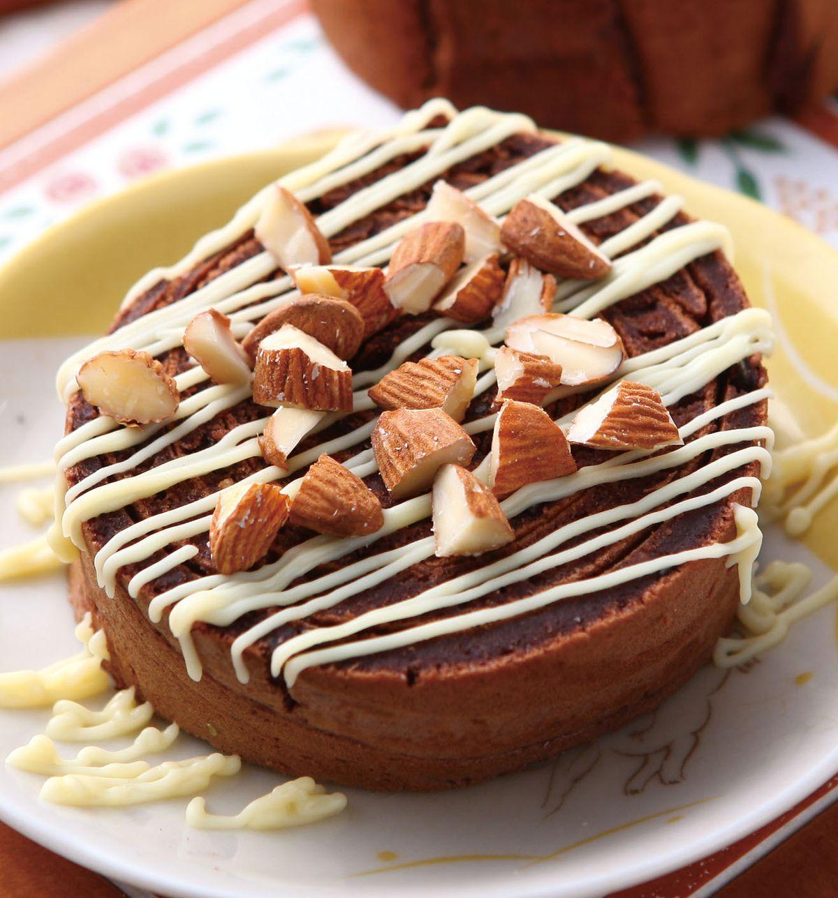 食譜:巧克力年輪蛋糕(1)