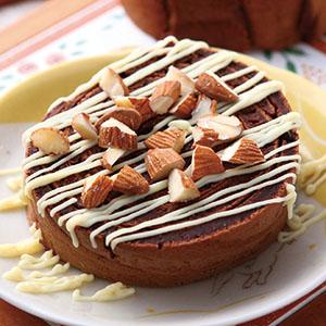 巧克力年輪蛋糕(1)