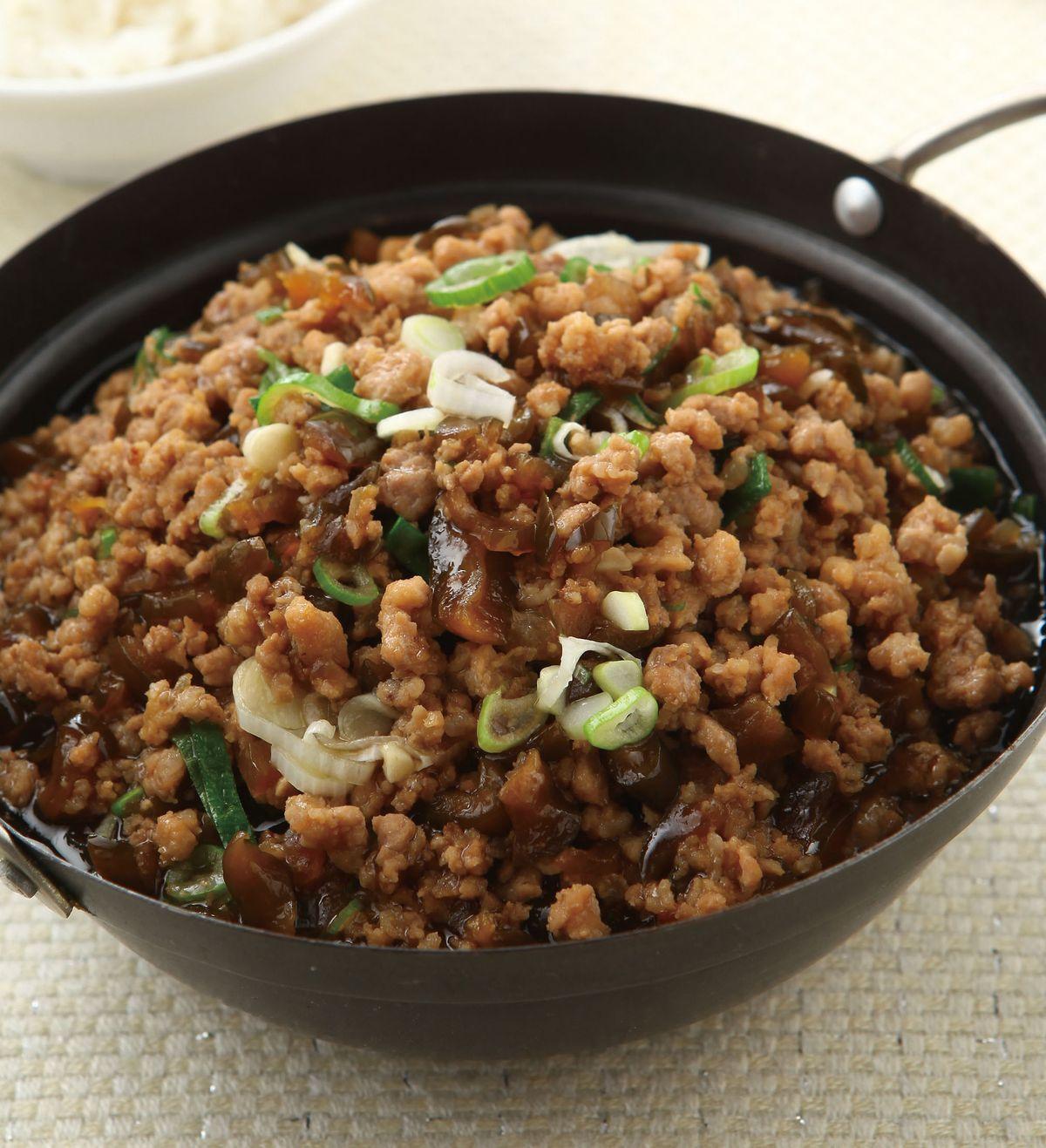 食譜:瓜子肉醬(1)