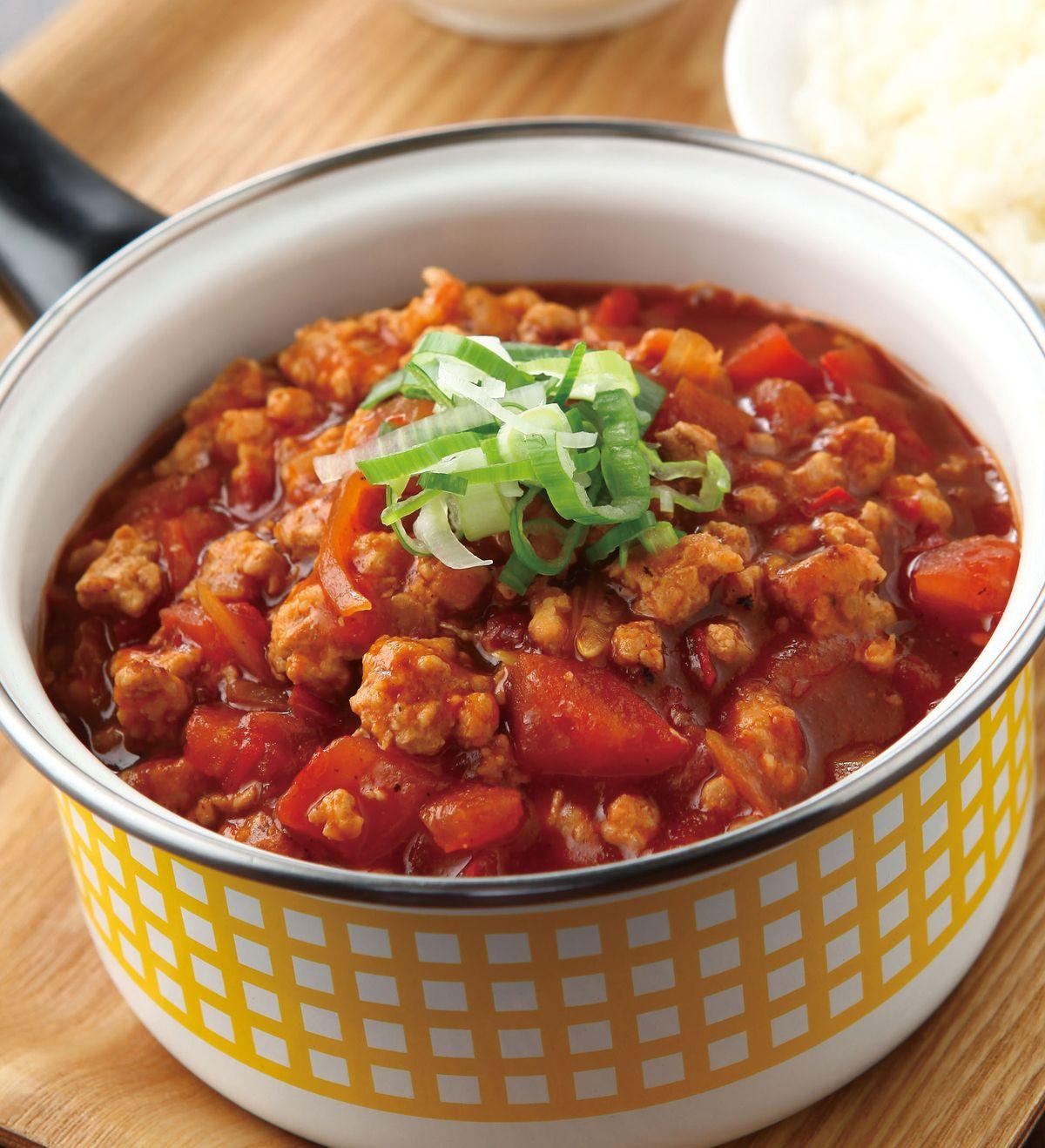 食譜:番茄肉醬