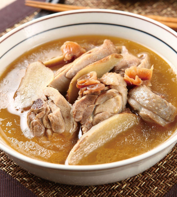 食譜:麻油雞(15)